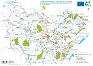 Réseau Natura 2000 Bourgogne-Franche-Comté