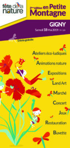 Flyer fête de la nature 2019